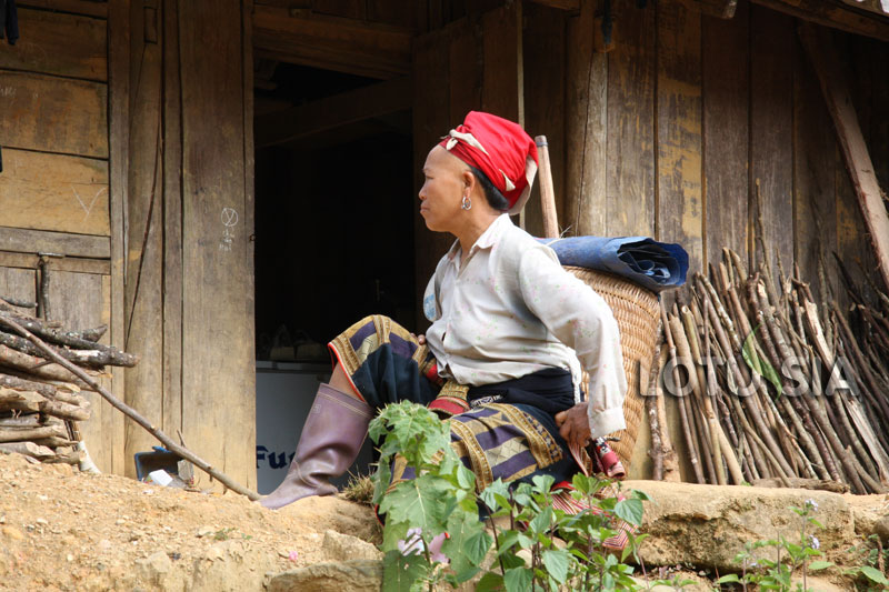 Sapa 1 Day Trip to Cat Cat Y Linh Ho Ta Van