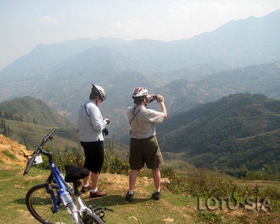 Vietnam Mountain Biking Tour