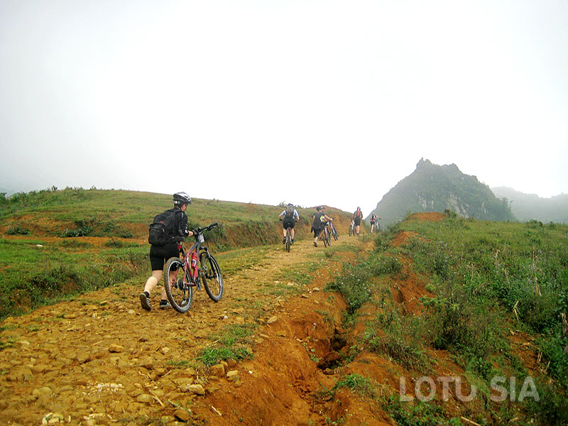 North Vietnam Cycling Tour