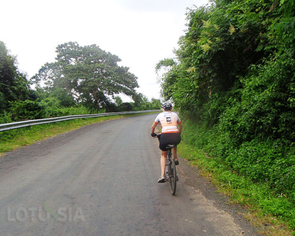 Cycling Dalat to Mui Ne