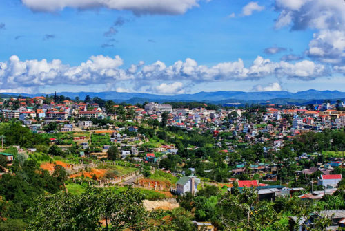 Dalat Walking Tour