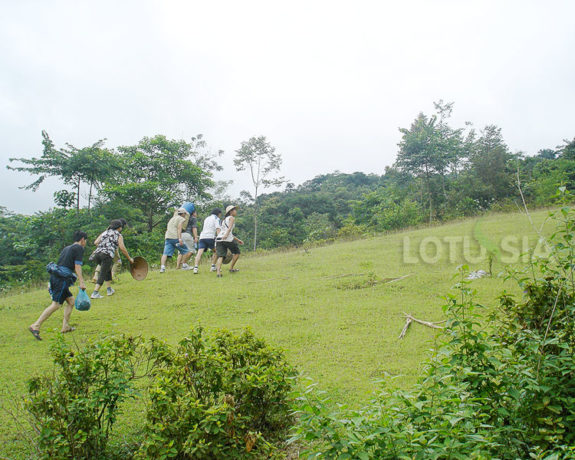 Dalat Vietnam Jungle Trekking