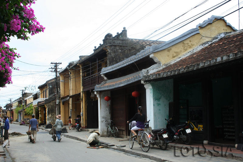 Hoi An ancient town City Tour Half Day