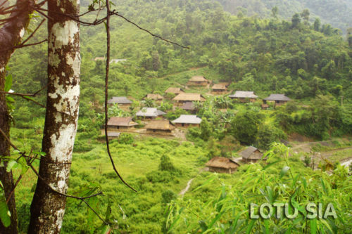 3 Day Sapa Lai Chau Vietnam Mountain Bike Tour