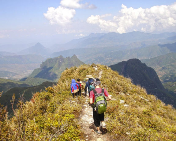 Salt Mountain Lao Cai Hiking Tour
