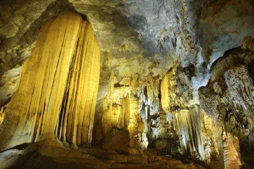 Paradise Cave Tour Vietnam from Hue