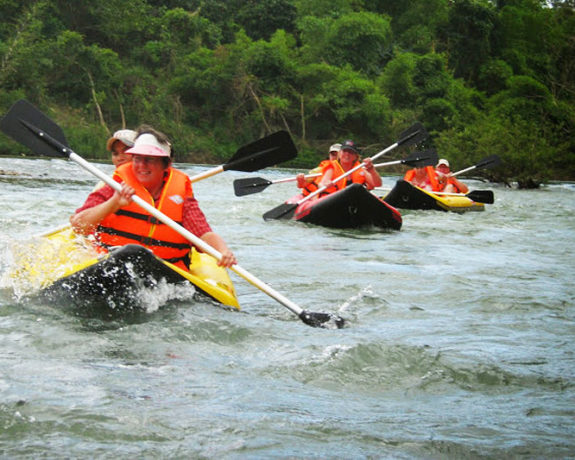 Dalat Rafting Day Tour