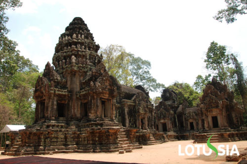 Siem Reap 3 Days Itinerary