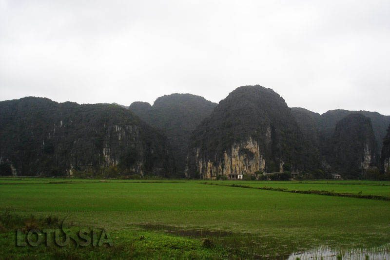 2 Day Kenh Ga Tam Coc Cycling Tour from Hanoi