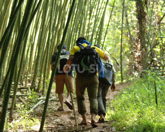 9 Days Hard Trek Cao Bang, Ba Be National Park