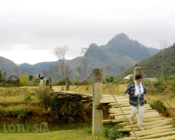 Best 6 Day Dien Bien Lai Chau North Vietnam Trekking