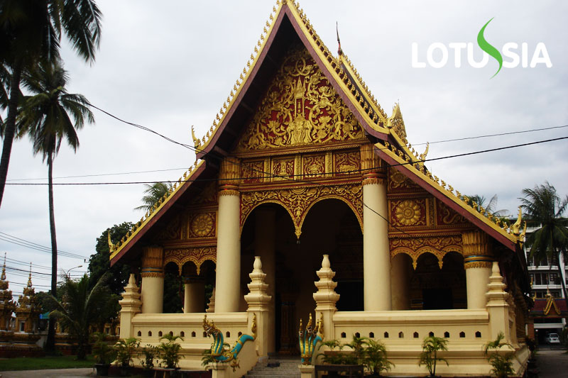 Laos 5 Days Tour