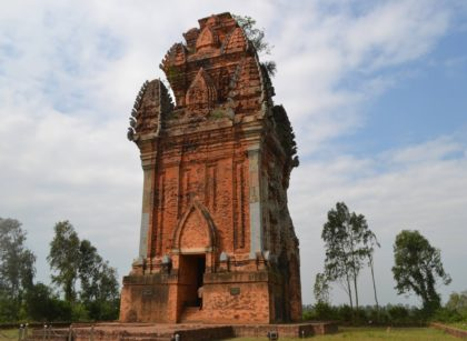 binh dinh canh tien tower