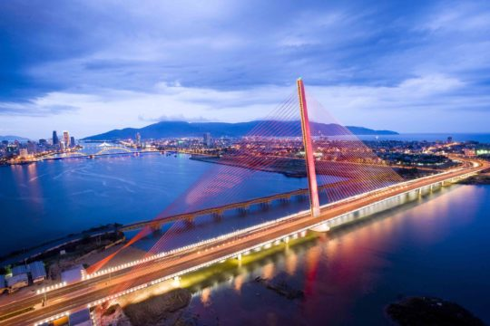 da nang tran thi ly bridge