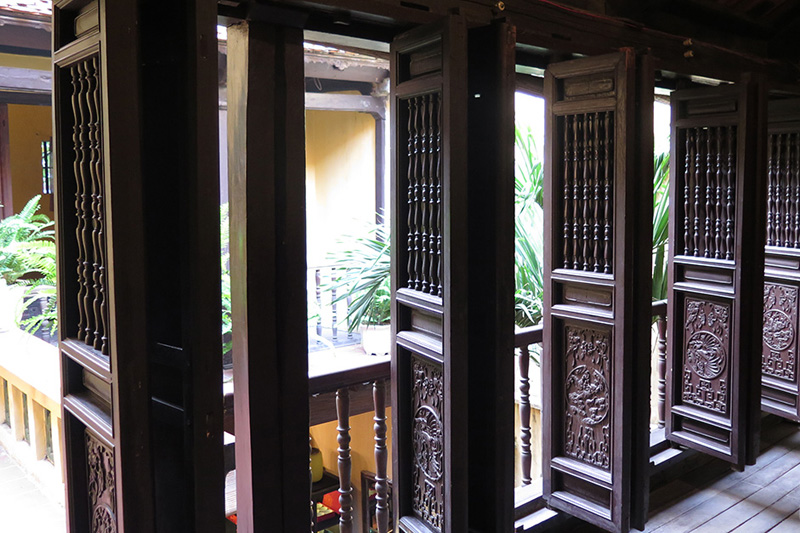 hanoi ancient houses