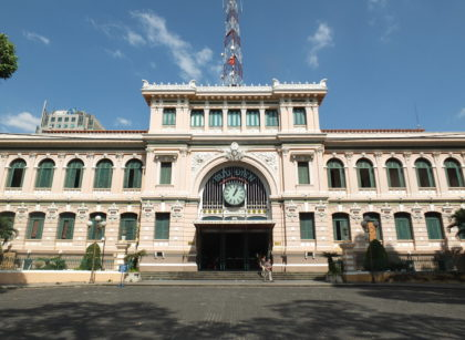 saigon central post office ho chi minh city