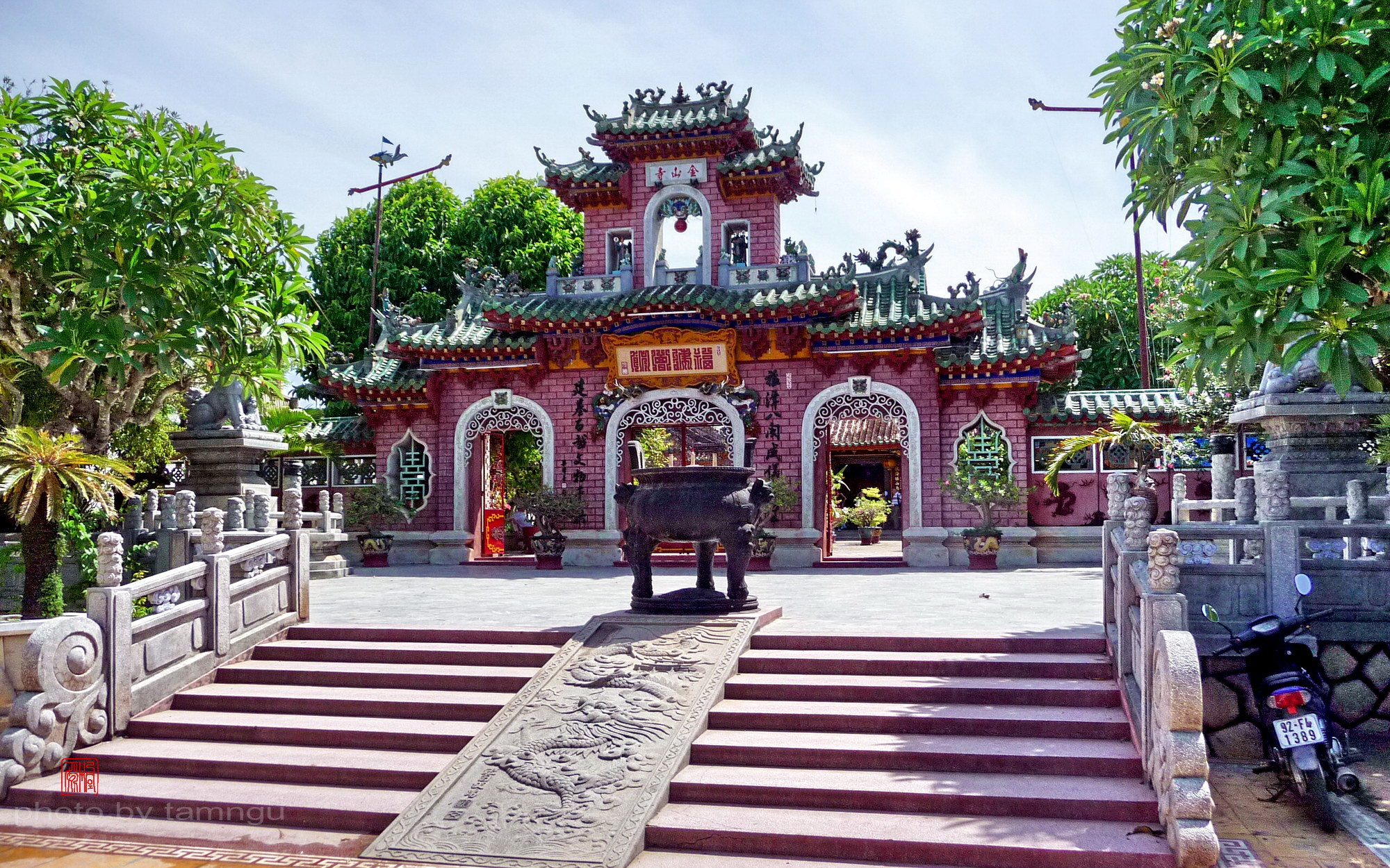 phuoc kien assembly hall hoi an