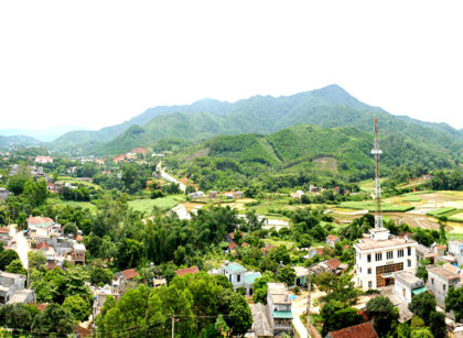 ba che district, quang ninh