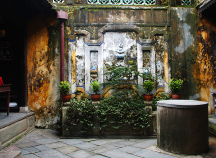 tan ky ancient house, hoian