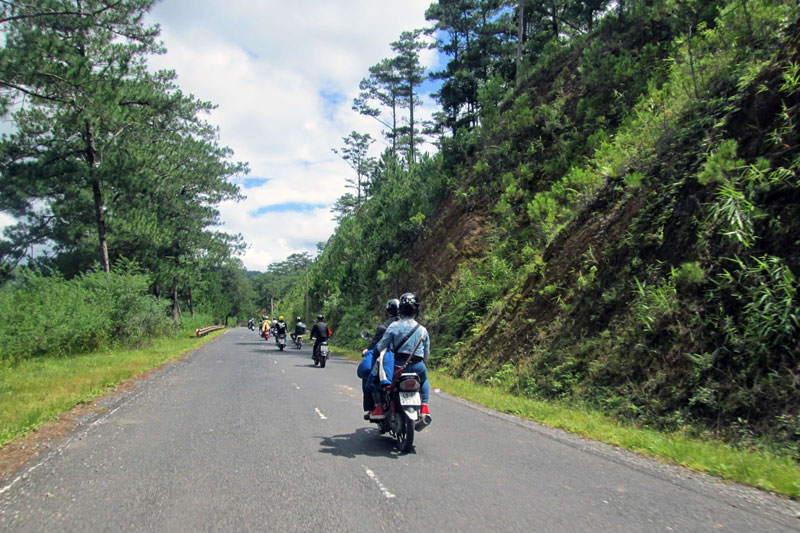 4 Day Guided Scooter Tour Vietnam Northeast